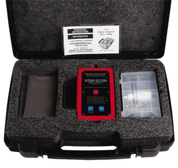 ASM 825A 地坪防滑檢測係數儀器